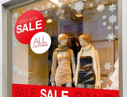 5 Ways to Use Window Decals For Your Business