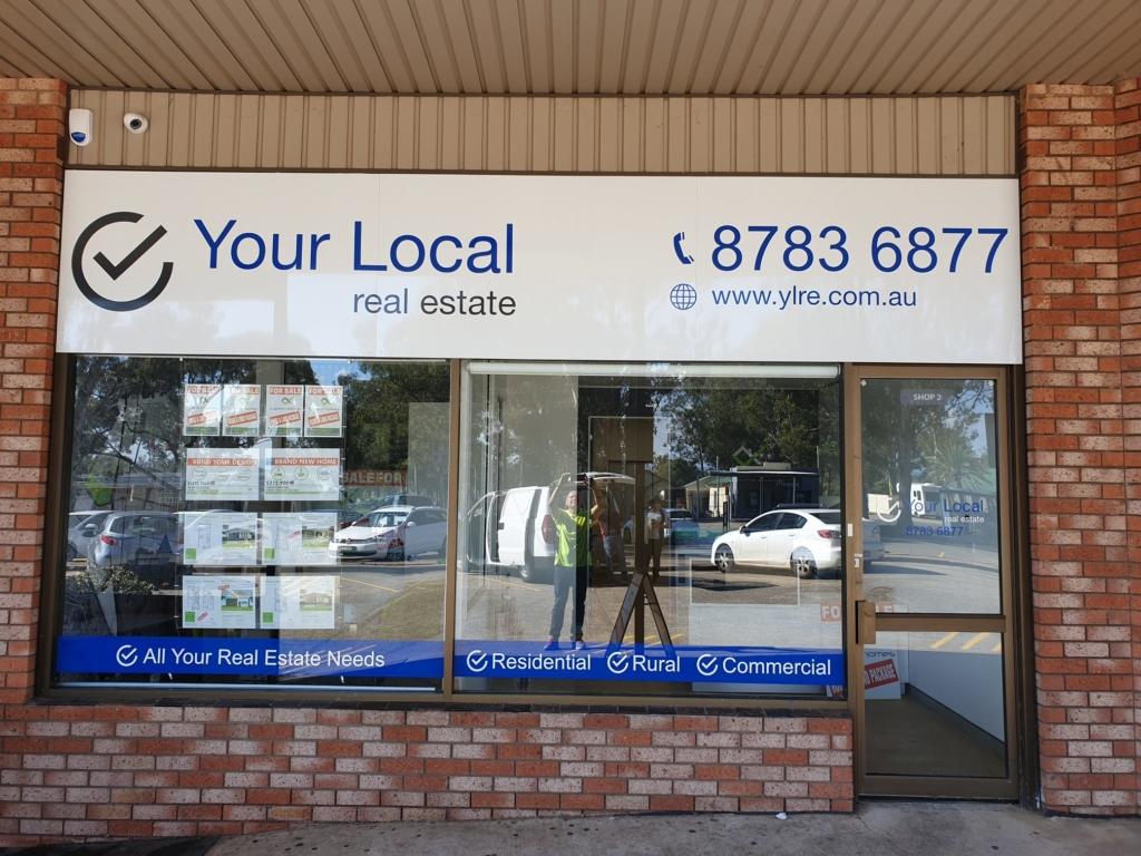 Business Signage Sydney