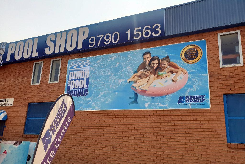 retail signage sydney